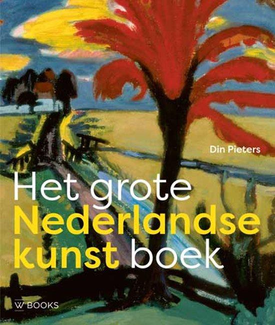 Het grote Nederlandse kunst boek