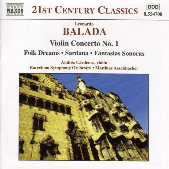 Balada: Violin Concerto No.1
