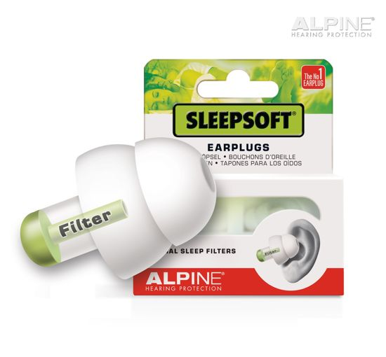 9200000005249109 - EARPLUGS ALPINE SLEEP SOFT THE BEST REVIEWED EARPLUGS
