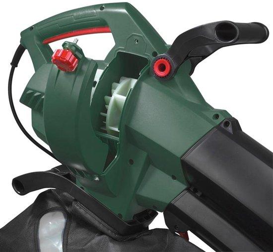 Eurom EBR 3000 Bladblazer - Met zuigfunctie - 3000 watt - Opvangzak 45 l