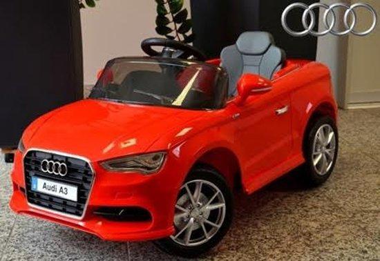 Bol Com Audi Elektrische Auto Rastar Audi A3 S Line Accu Auto