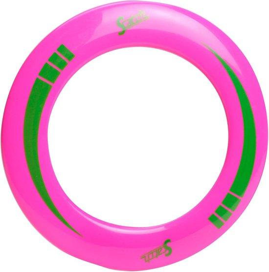 Scatch Frisbee Ring Roze 25 Cm