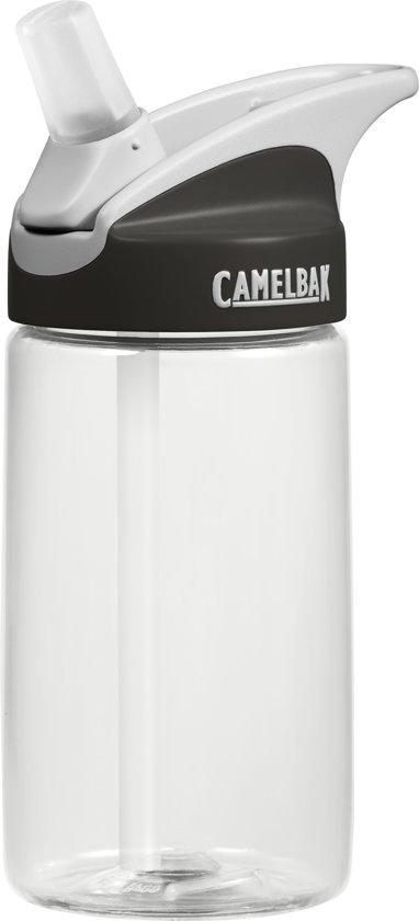 9a973d9079e bol.com   Camelbak Eddy Kids Drinkfles - 400 ML - Clear