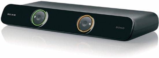 Belkin SoHo 2-Poort KVM schakelaar - USB / PS/2 / VGA