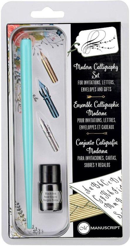 Manuscript Moderne Kalligrafie Set MDP400