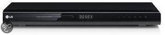 LG DVX640 - Dvd-speler - Zwart