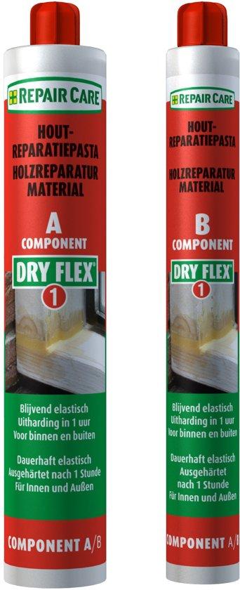 Repair Care - Dry Flex 1 - houtrotreparatie A en B