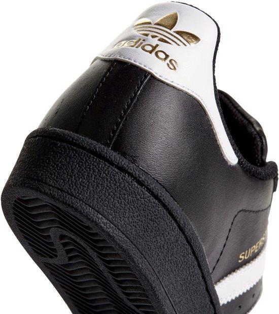Schoenen sneakers Zwart Unisex Foundation maat46 Superstar B27140 Adidas WYtz1w
