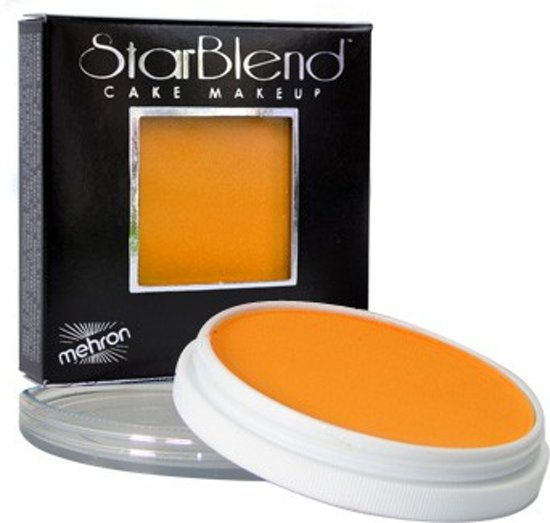 Starblend Cake Makeup - Oranje