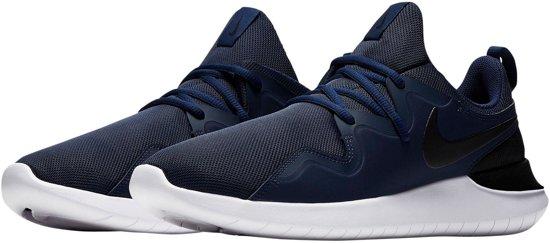 727288972c5ea7 Nike Tessen Sneakers - Maat 44.5 - Mannen - navy zwart