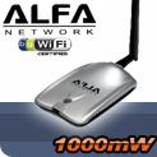 Alfa Antenna Awus036h Driver