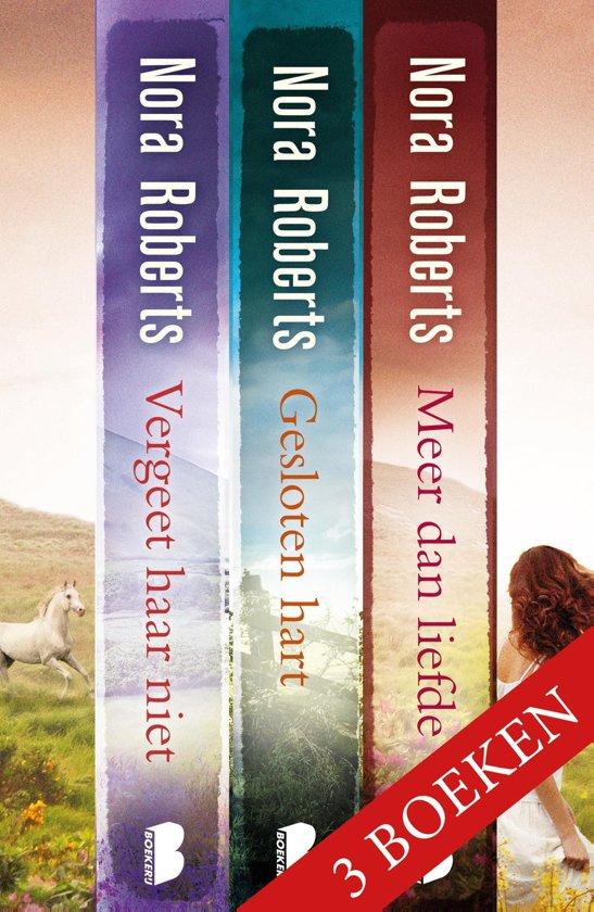 Boek cover De Ierse trilogie van Nora Roberts (Onbekend)