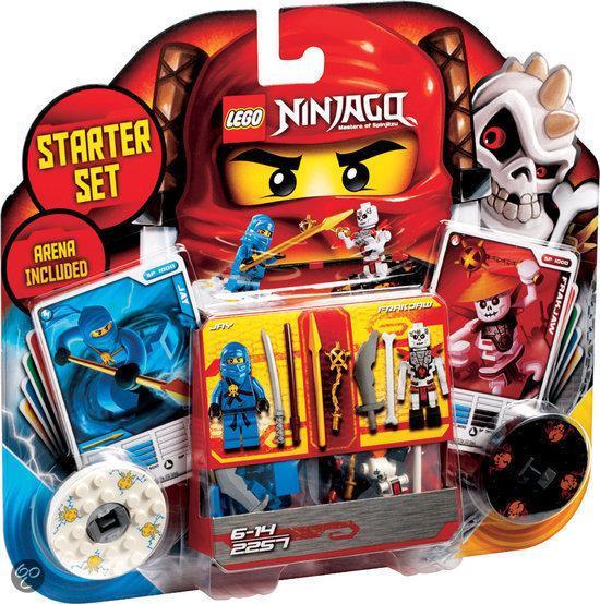 Lego Ninjago Verjaardag.Lego Ninjago Spinner Spinjitzu Startset 2257