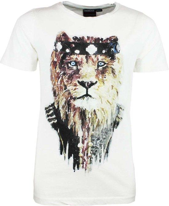 Vinrose - Winter 15/16 - T-Shirt - KING - Snow White - 110/116