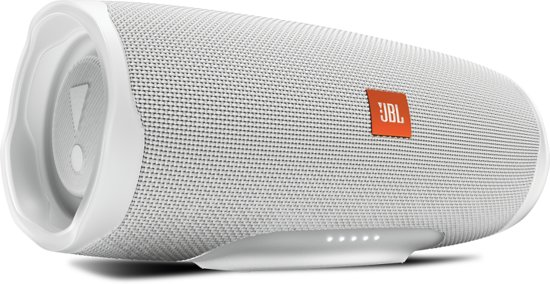 JBL Charge 4 - Bluetooth Speaker - Wit