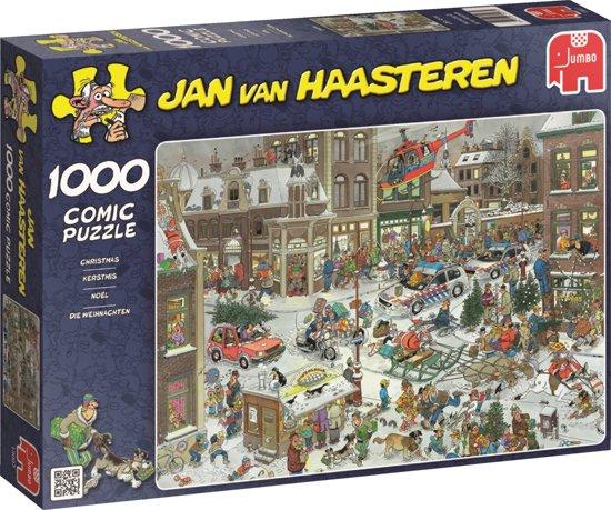 Jan van Haasteren - Kerstmis - Puzzel - 1000 Stukjes