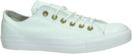 Converse All Stars Wit Laag Dames Maat 38