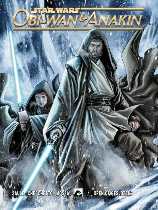 Boek cover Star Wars - Obi-Wan & Anakin 1 Open of gesloten? van Charles Soule (Paperback)
