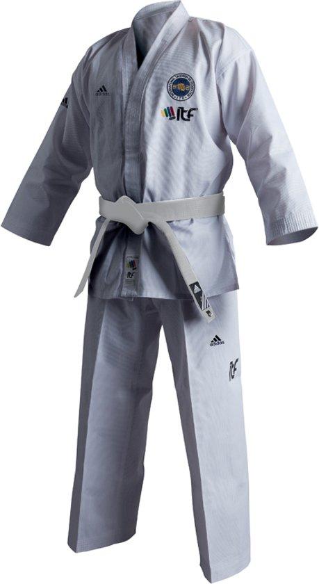 Adidas Champ Taekwondo schoen Wit