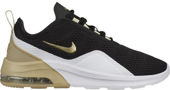 Nike Air Max Motion 2 - Zwart/Goud - Maat 37.5