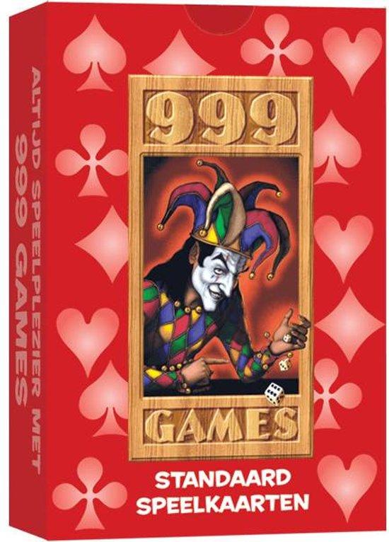 Afbeelding van het spel Standaard Kaartspel Rood