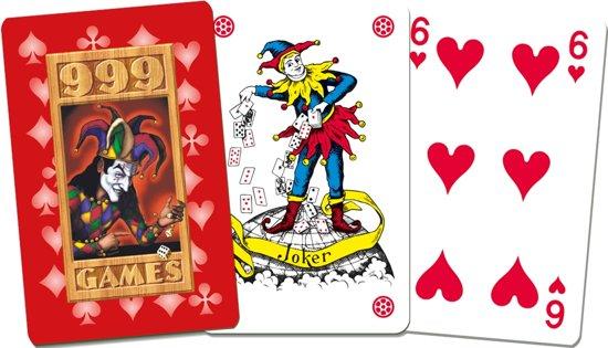Thumbnail van een extra afbeelding van het spel Standaard Kaartspel Rood