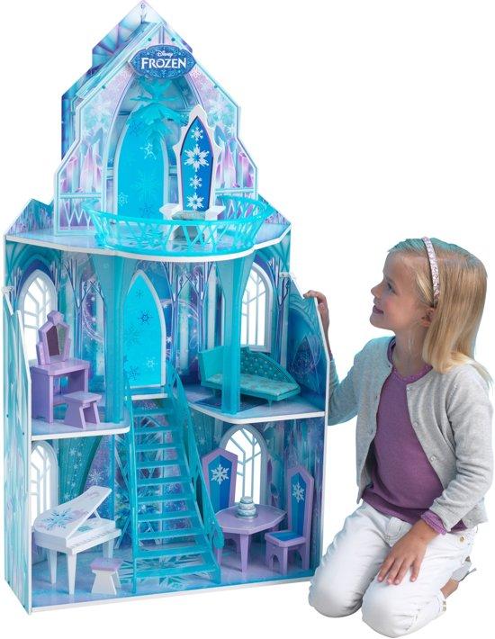 Bolcom Kidkraft Disney Frozen Poppenhuis Ijskasteel Kidkraft