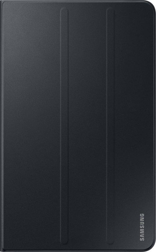 Simple Book Cover Zwart ~ Bol samsung book cover zwart voor t