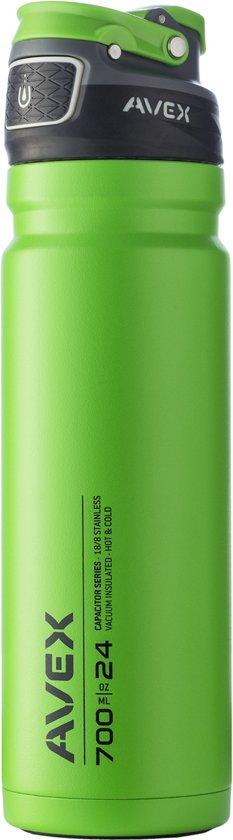 Kambukka/Avex Freeflow - Thermosbeker - Electric green - 700 ml