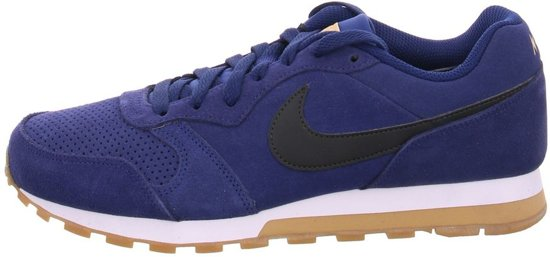Nike Runner 2 Md 44 Heren Sneakers Maat Men Blauw qrwqg4