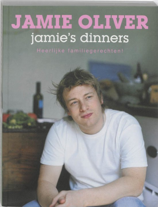 Boek cover Jamie Oliver - Jamies Dinners van Jamie Oliver (Paperback)