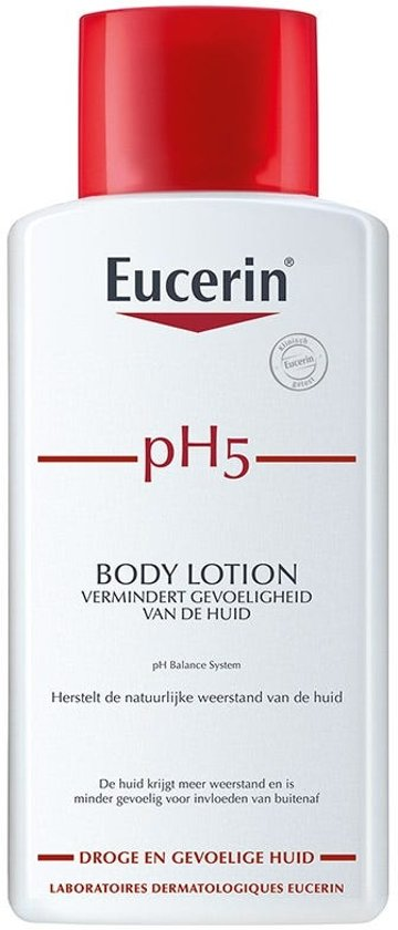 Eucerin Intensive - 200 ml - Bodylotion