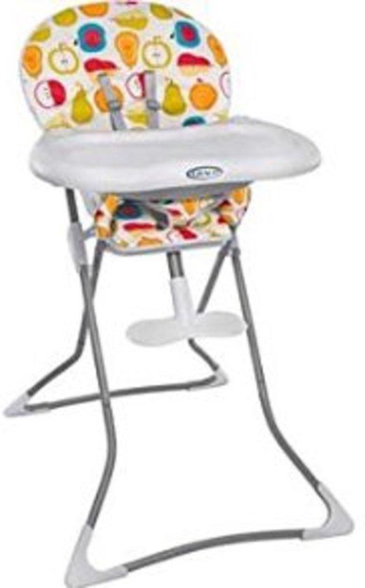 Hoge Eetstoel Baby.Bol Com Eetstoel Graco Hoge Stoel Fruit Salad Highchair