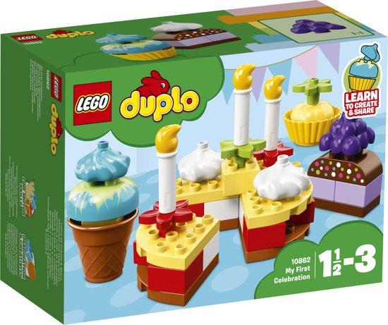 grote korting geholpen beste waarde LEGO DUPLO Mijn Eerste Feest - 10862