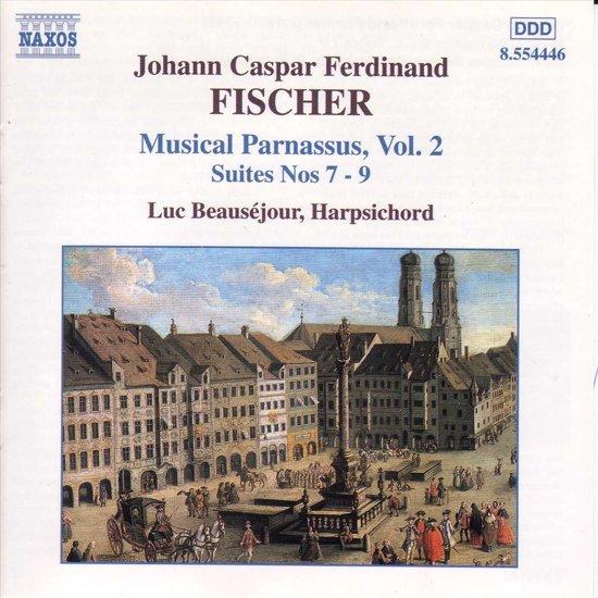 Fischer: Musical Parnassus Vol 2 / Luc Beausejour