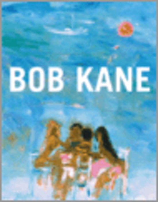 The Paintings of Bob Kane