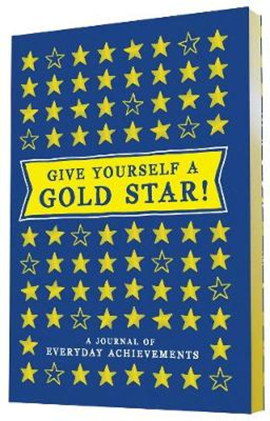 Give Yourself a Gold Star!