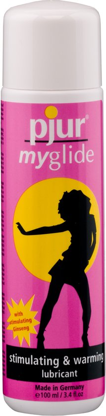 Pjur My Glide Stimulerend Glijmiddel - 30 ml