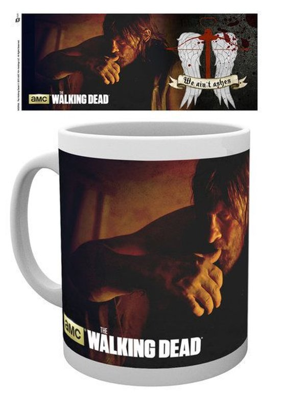 Walking Dead Mug Daryl Wings - Mok