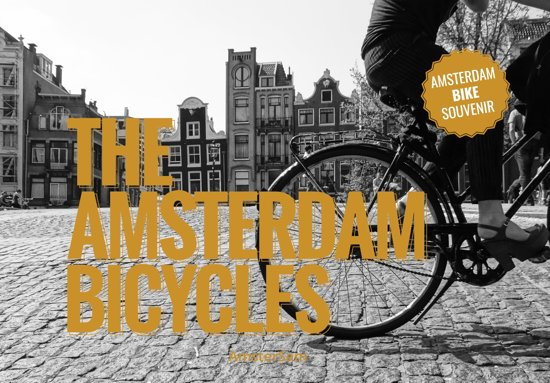 The Amsterdam bicycles