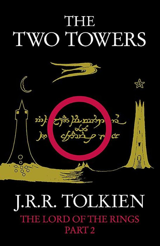 cover The Two Towers (The Lord of the Rings, Book 2)