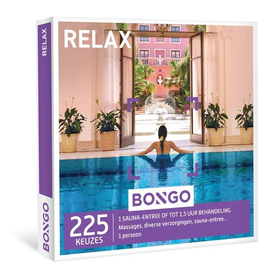 ram kado moederdag bongo bon ontspanning
