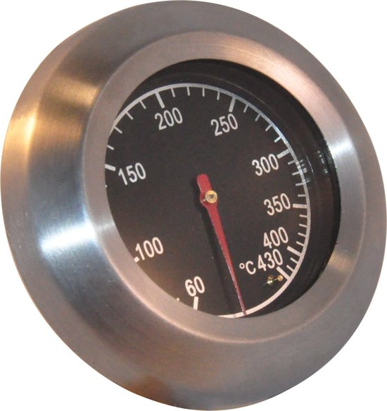 Bbq Thermometer Deksel.Phonaddon Barbecue Roker Grill Thermometer