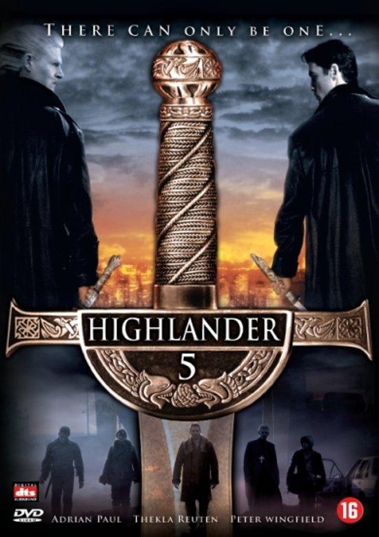 Highlander 5