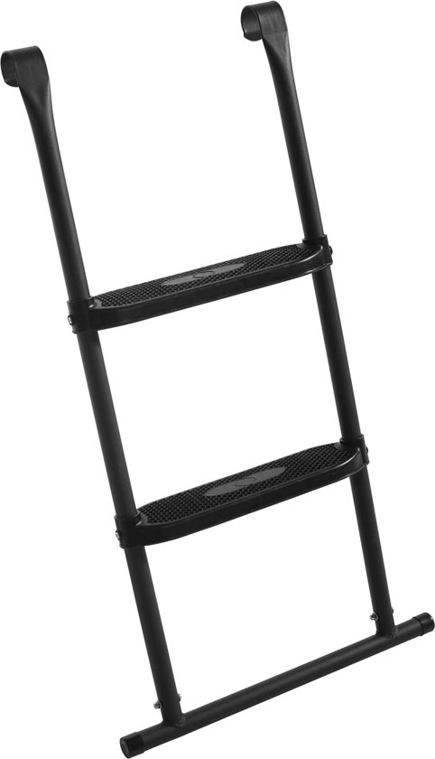 Salta First Class Combo Antraciet 251 cm - Trampoline met Ladder