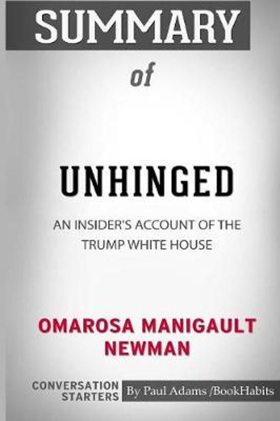 Summary of Unhinged