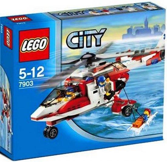 LEGO City Reddingshelikopter - 7903
