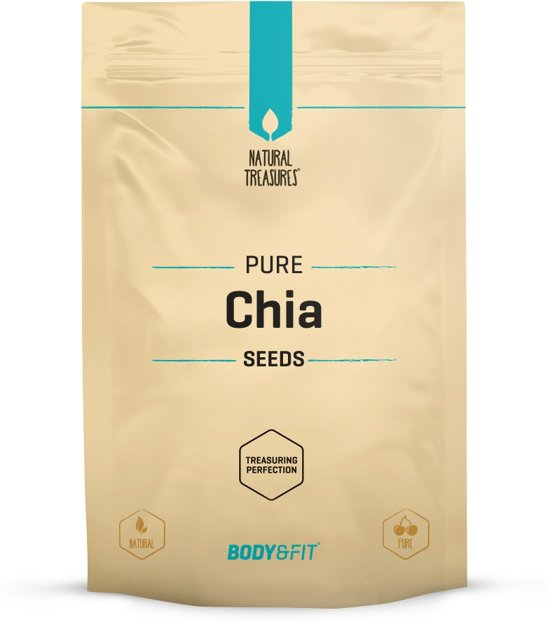 Body & Fit Superfoods Pure Chiazaad - 500 gram