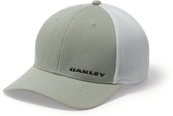 Oakley Silicon Bark Trucker 4.0 Cap - maat S   M - Grey 57e2f35073cb