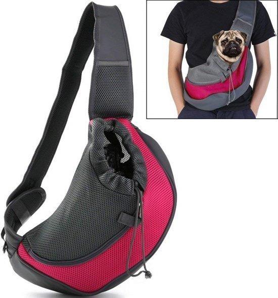 d78131a0165 Draagzak Hond / Kat - Reis- en Transporttas voor Honden- en Katten – 48